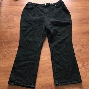 Ralph Lauren Vintage Bootcut Jeans Size 20